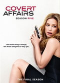 Descargar Covert Affairs Temporada 5