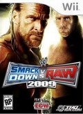 WWE Smackdown vs RAW 2009 [WII]