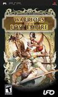 Warriors of the Lost Empire [PSP]