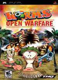 Worms Open Warfare  [PSP]