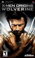 X-Men Origins: Wolverine [PSP]